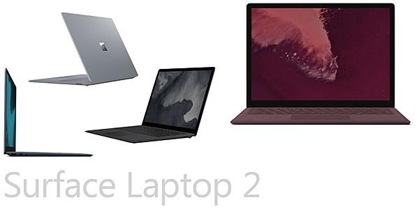 windows 7 eos特集 surface pro 6とsurface laptop 2が登場 これからの