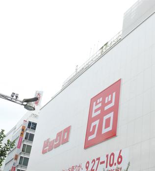 ビックカメラ 新宿 東口