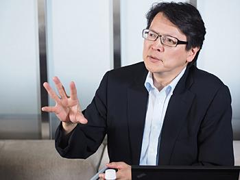ジュニパーネットワークス 森本昌夫セキュリティソリューションズ統括部長